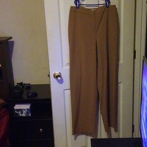 Light brown/tan dress pants